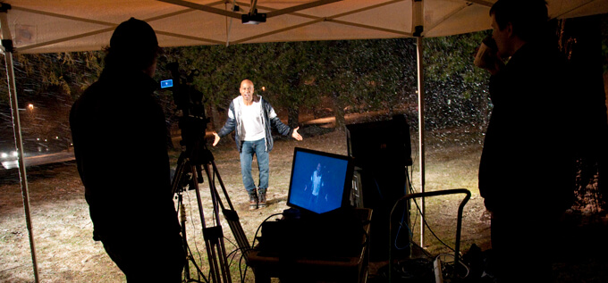 Haiti Music Video Shoot